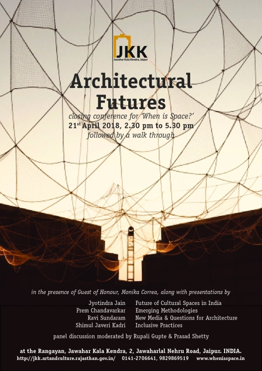 Architectural Futures_poster
